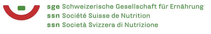 Logo Schweizerische Gesellschaft für Ernährung